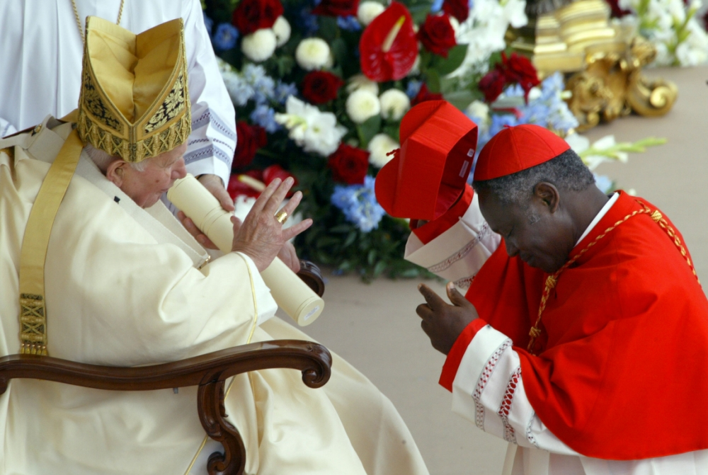 Pope Benedict XVI resigns: First black pope could be elected as successor