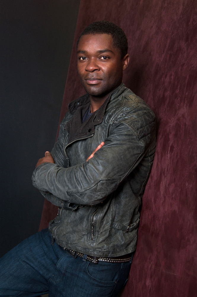 Spooks actor David Oyelowo takes on Hollywood (Picture: Getty)