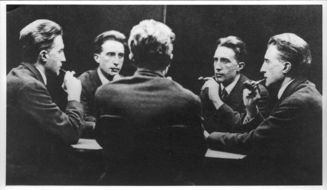 Five-way Portrait of Marcel Duchamp, who is being honoured by the Barbican (Picture: Association Marcel Duchamp)