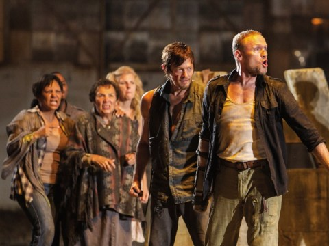 The Walking Dead, The Beatles' Please Please Me – Remaking A Classic: TV picks