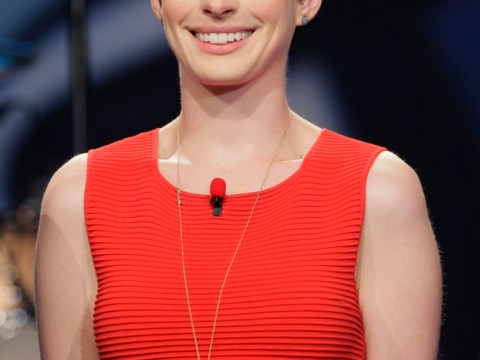Anne Hathaway fell out with fans after they booed her for being late to the Baftas