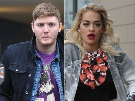 James Arthur treats Rita Ora to strip club date as pair are spotted getting cosy yet again