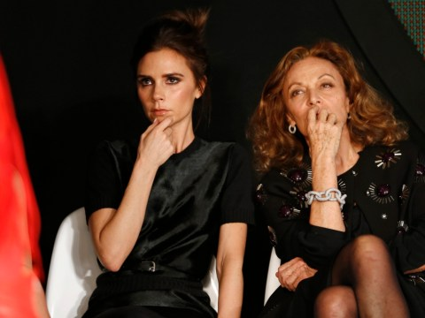 Rihanna and Victoria Beckham steal the show at London Fashion Week