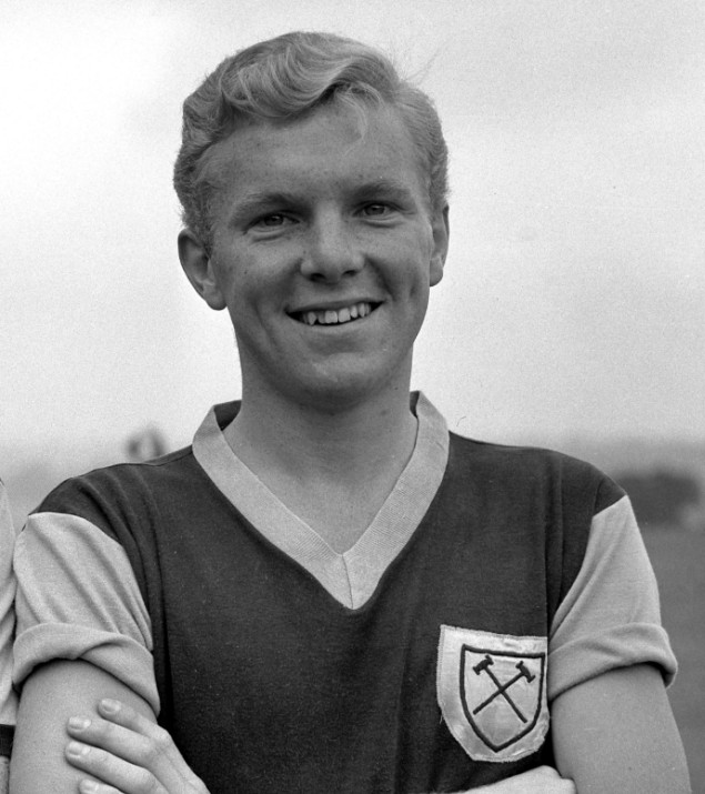Tribute: England legend Bobby Moore on 20th anniversary of his death
