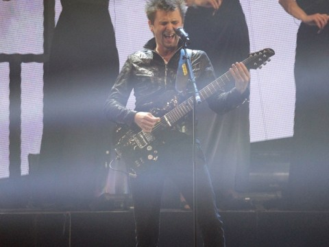 Matt Bellamy proves he's still down-to-earth after getting the Tube to Muse's Brits gig