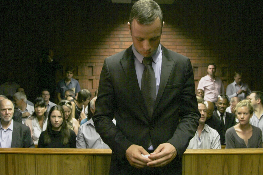 Oscar Pistorius 'on verge of suicide', friend claims