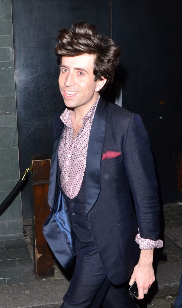 Nick Grimshaw Radio 1 show increases by 100,000 listeners