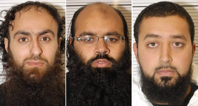 Birmingham terror plot