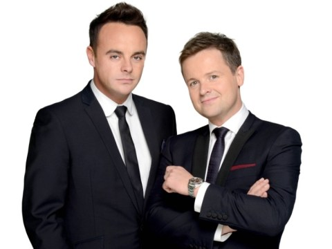 Ant McPartlin v Declan Donnelly: Celebrity Face Off