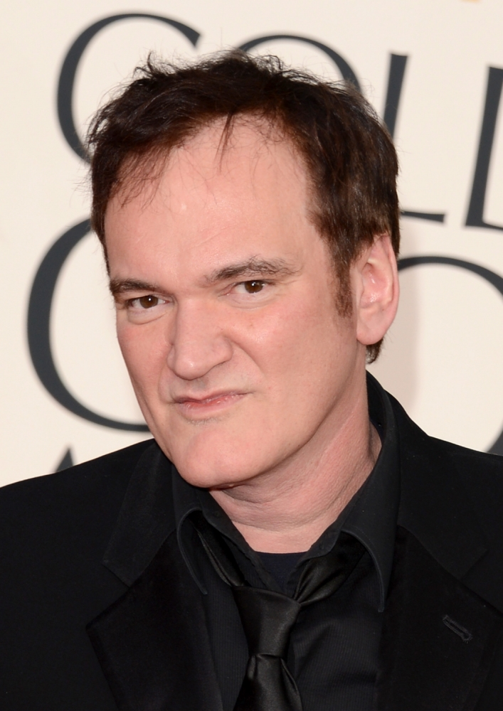 Quentin Tarantino 'very, very depressed' after shelving The Hateful Eight due to script leak betrayal