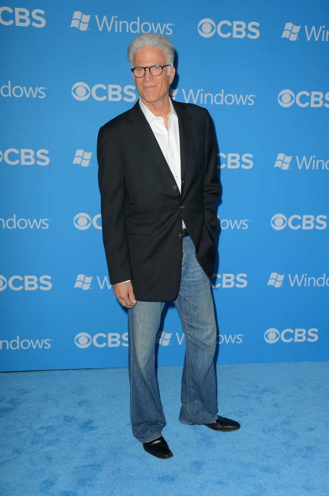 Ted Danson: Filming CSI is gruelling but I pace myself like an ageing athlete