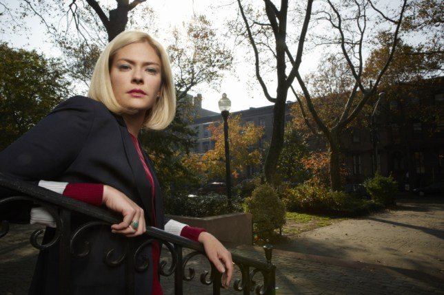 Susannah Cahalan fell seriously ill with a mystery condition. (Picture: Mike McGregor/The Guardian)