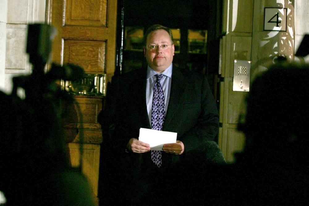 Liberal Democrat president Tim Farron: We screwed up over Lord Rennard