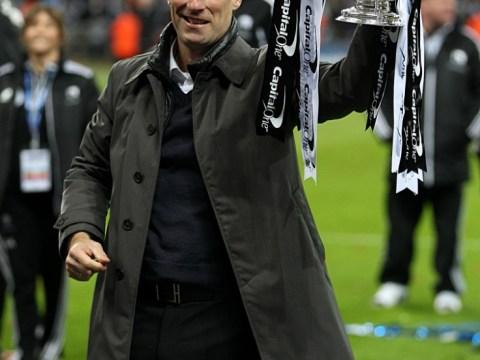 Michael Laudrup relishing Capital One Cup winners Swansea's European reward