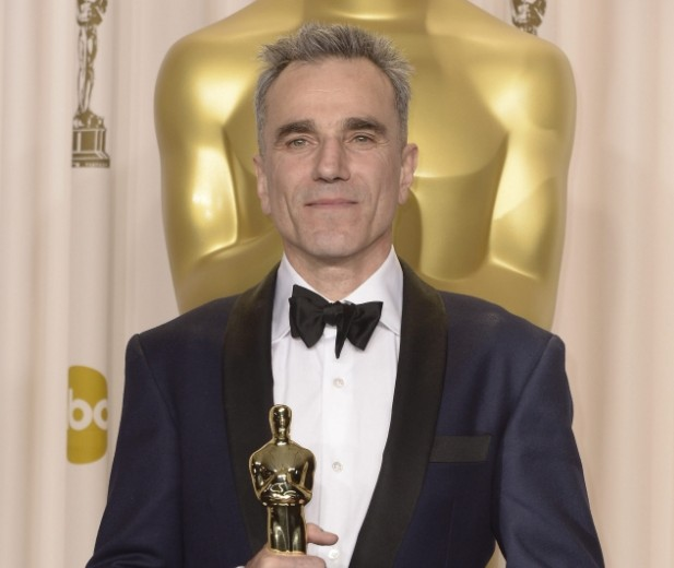 Oscars 2013: Daniel Day-Lewis is now Earth's greatest living actor