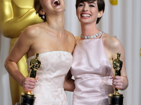 Anne Hathaway admits 'Hatha-haters' criticising her Oscars speech gets her down