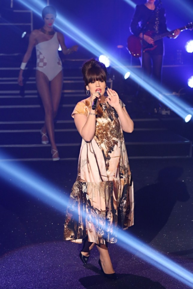 Lily Allen is gearing up to release her new alum next year (Picture: AFP/Getty Images)
