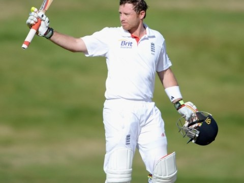 Ian Bell century helps England get off to solid start in New Zealand warm-up