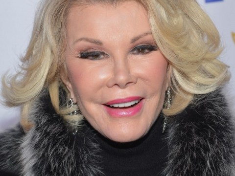 Joan Rivers blast Adele again: 'She's fat. I took an ad out on her ass'