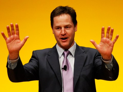 Nick Clegg says he has quit smoking, but cannot promise that it will be for good