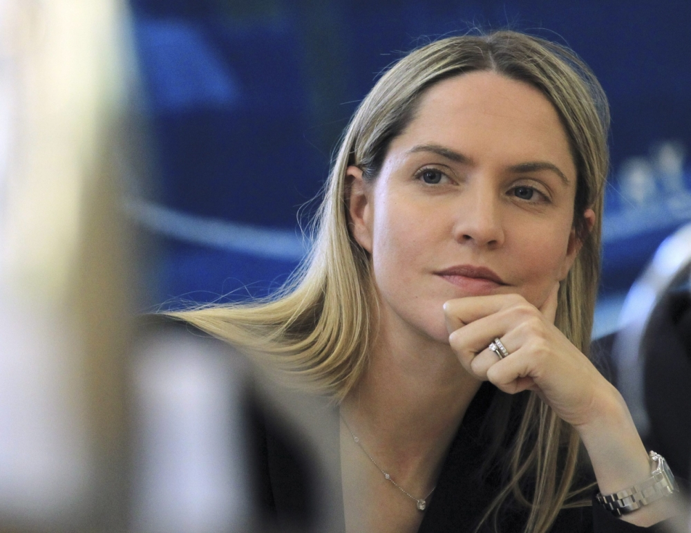 Louise Mensch 'diminishing Parliament' by ditching politics for fashion – Nadine Dorries
