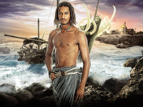 Sinbad cancelled by Sky after just one series