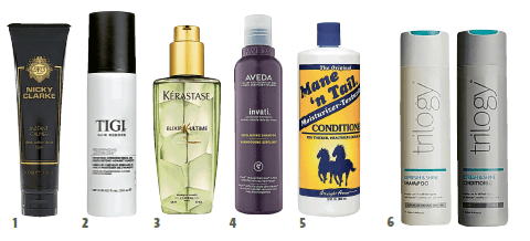 Beat the frizz: Beauty products to help you have luscious hair
