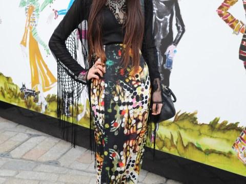 Gallery: London Fashion Week Street Style