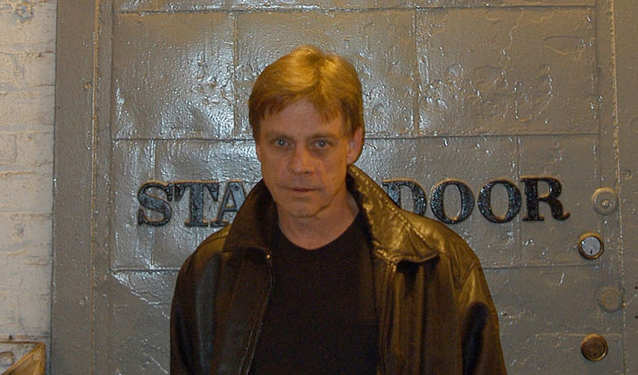 Star Wars actor Mark Hamill in training for Episode 7, says friend