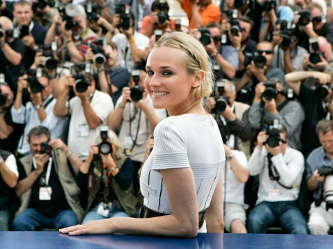 Diane Kruger to star in US remake of The Bridge