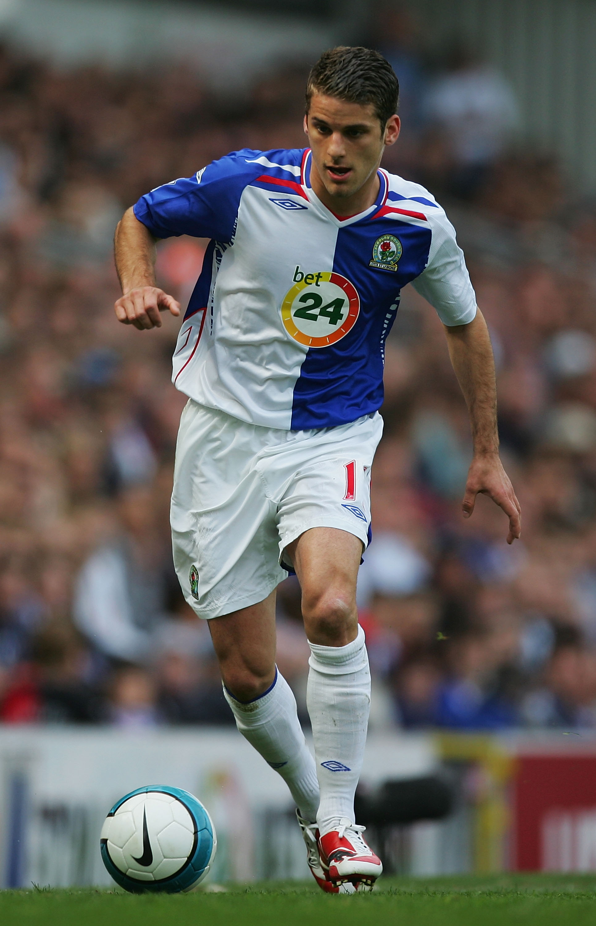David Bentley rejoins Blackburn on loan from Tottenham – in time to face former club Arsenal