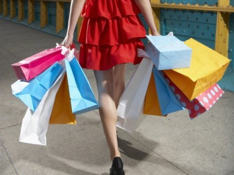 Third of British Women Believe They Are Addicted to Shopping
