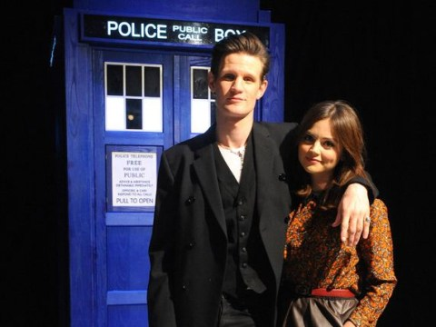Doctor Who boss Stephen Moffat discusses TARDIS episode
