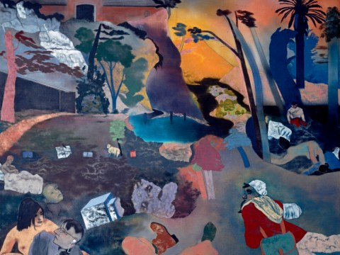 RB Kitaj exhibition at The Jewish Museum – time to re-evaluate post-war painter
