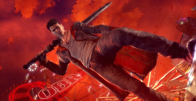 DmC Devil May Cry – does anyone like new Dante?