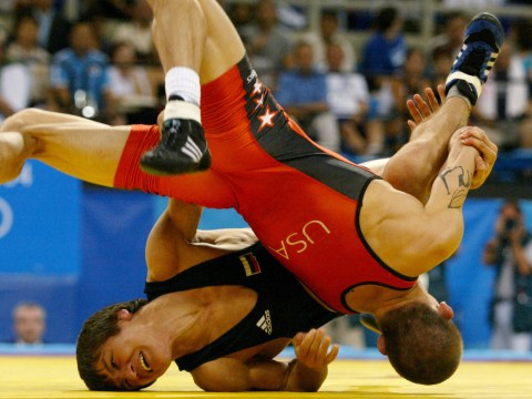 Wrestling stunned by IOC's 'aberration' after being axed from 2020 Games