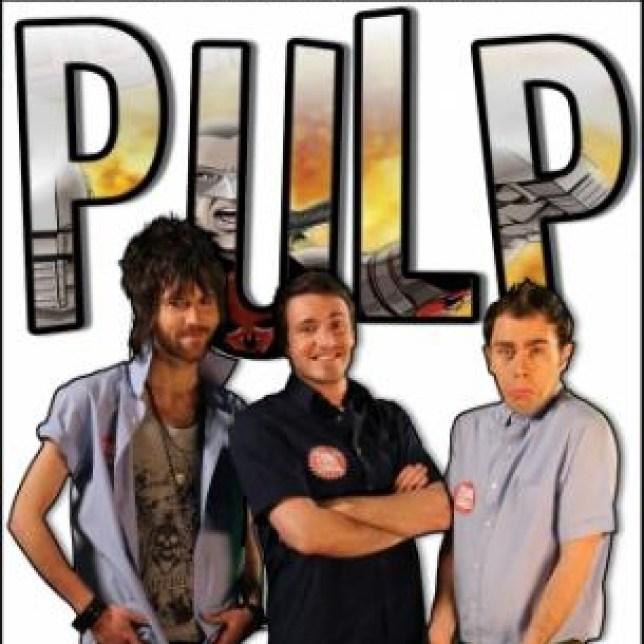 Pulp the movie