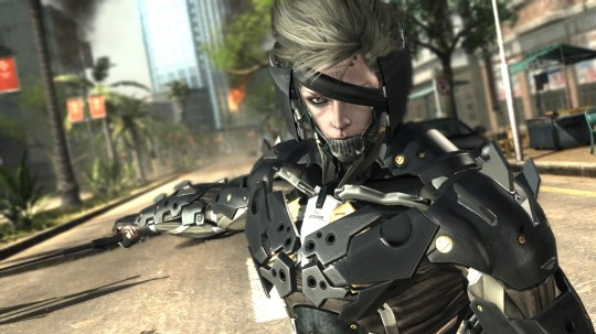 Metal Gear Rising: Revengeance – Platinum's big break?