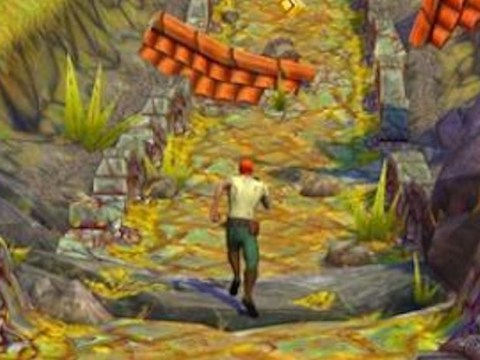 Temple Run 2 beats Angry Birds download record