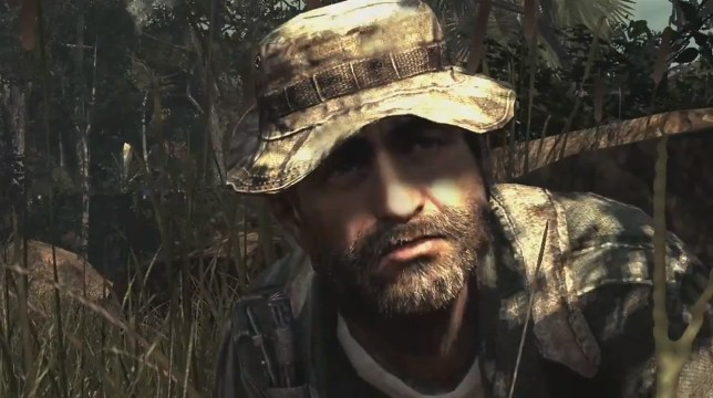 Is Captain Price about to go next gen?