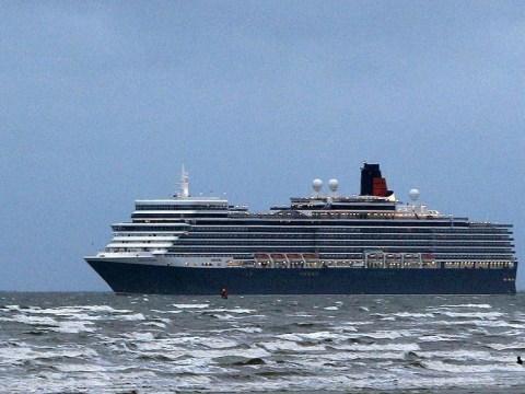 Queen Elizabeth liner hit by norovirus days after monarch's illness