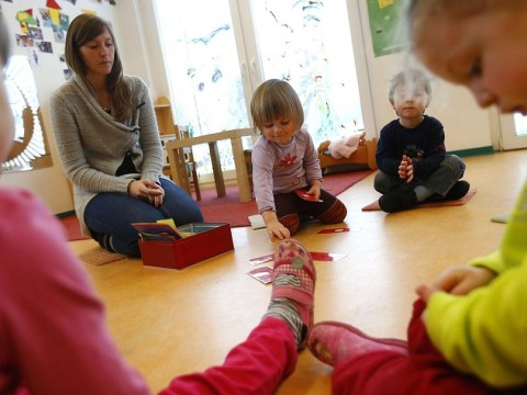 Childcare places cut by 35,000 as costs go up 30 per cent