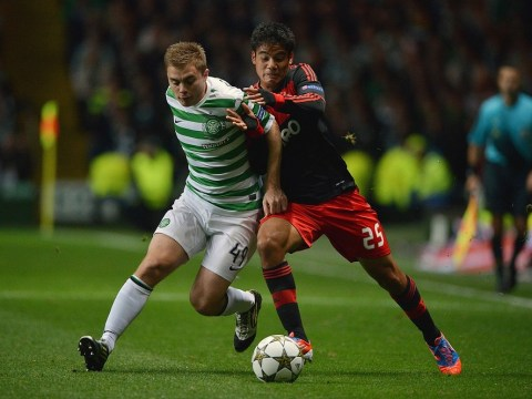 Who is Tottenham target James Forrest?
