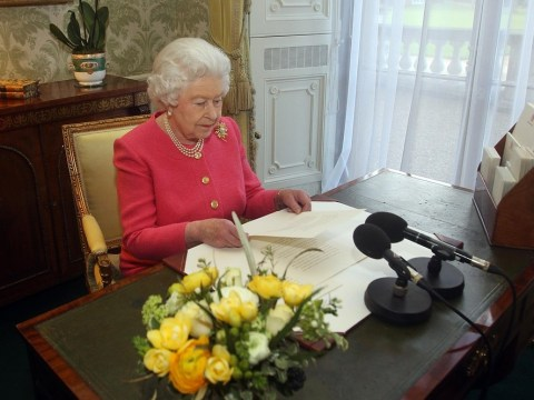 Recovering Queen pulls out of Commonwealth Day appearance