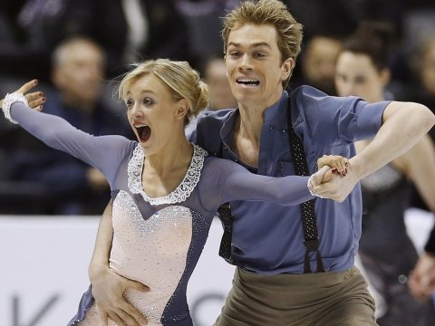 We'll never tire of watching Torvill & Dean, say Britain's new ice dancing stars