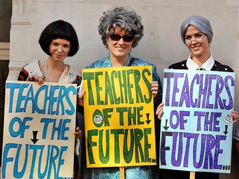 Teachers to go on strike from June over pay, pensions and workload