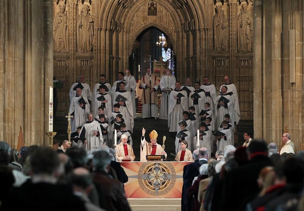 Archbishop of Canterbury criticises Britain's 'naive' hero complex
