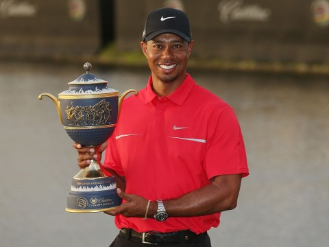 Triumphant Tiger Woods draws on a major plus point ahead of Masters