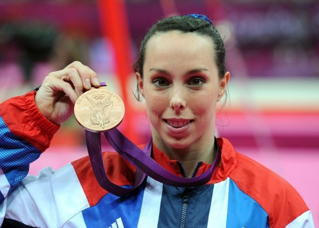 Beth Tweddle abused in Q&A on Twitter