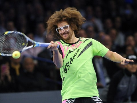 LMFAO rapper Redfoo aims for US Open tennis glory